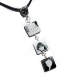 Links Of Love - Multi Tile Pendant