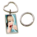 Panoramic Key Ring